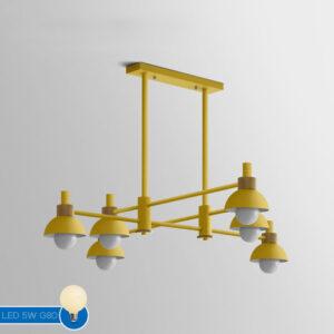 Дизайнерский светильник Fanta long