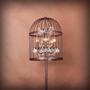 Лампа настольная Vintage birdcage 5006–T5