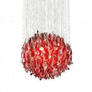 Люстра Delight Collection Aura Red