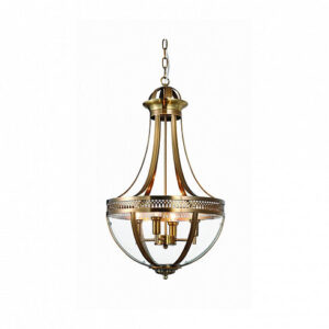 Люстра Delight Collection Capitol 4 ant.brass