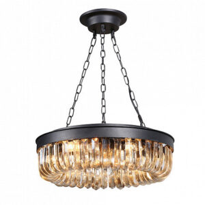 Люстра Delight Collection Crystal 5 black