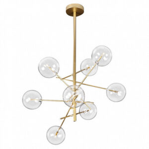 Люстра Delight Collection Globe Mobile 8A gold