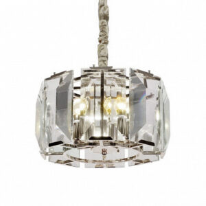 Люстра Delight Collection Harlow Crystal 8G nickel