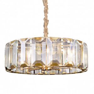 Люстра Delight Collection Harlow Crystal L8 gold