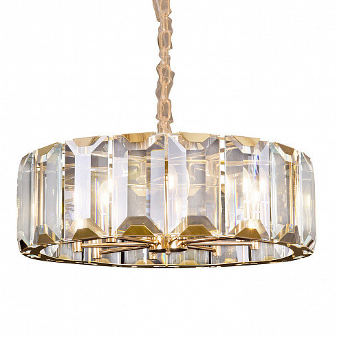 Люстра Delight Collection Harlow Crystal L8 gold -  фото 1