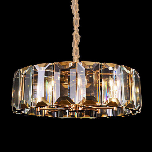 Люстра Delight Collection Harlow Crystal L8 gold -  фото 2