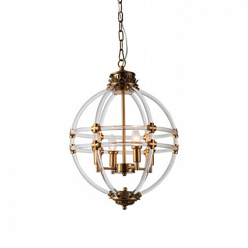 Люстра Delight Collection Impero brass -  фото 1