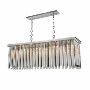 Люстра Delight Collection Maxwell 10 silver