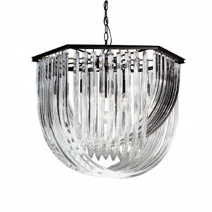 Люстра Delight Collection Murano 7 black