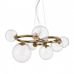 Люстра Delight Collection P68092-7 brass