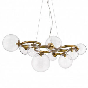Люстра Delight Collection P68092-9 brass