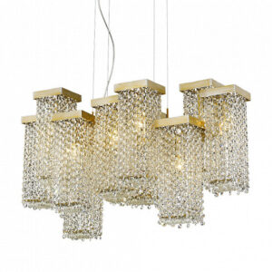 Люстра Delight Collection PR68065-12 gold