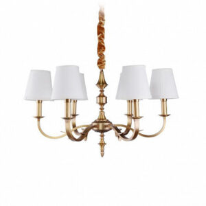 Люстра Delight Collection XD010-6 brass
