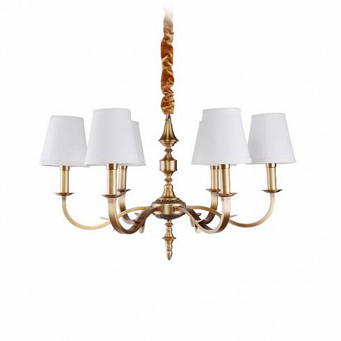 Люстра Delight Collection XD010-6 brass -  фото 1