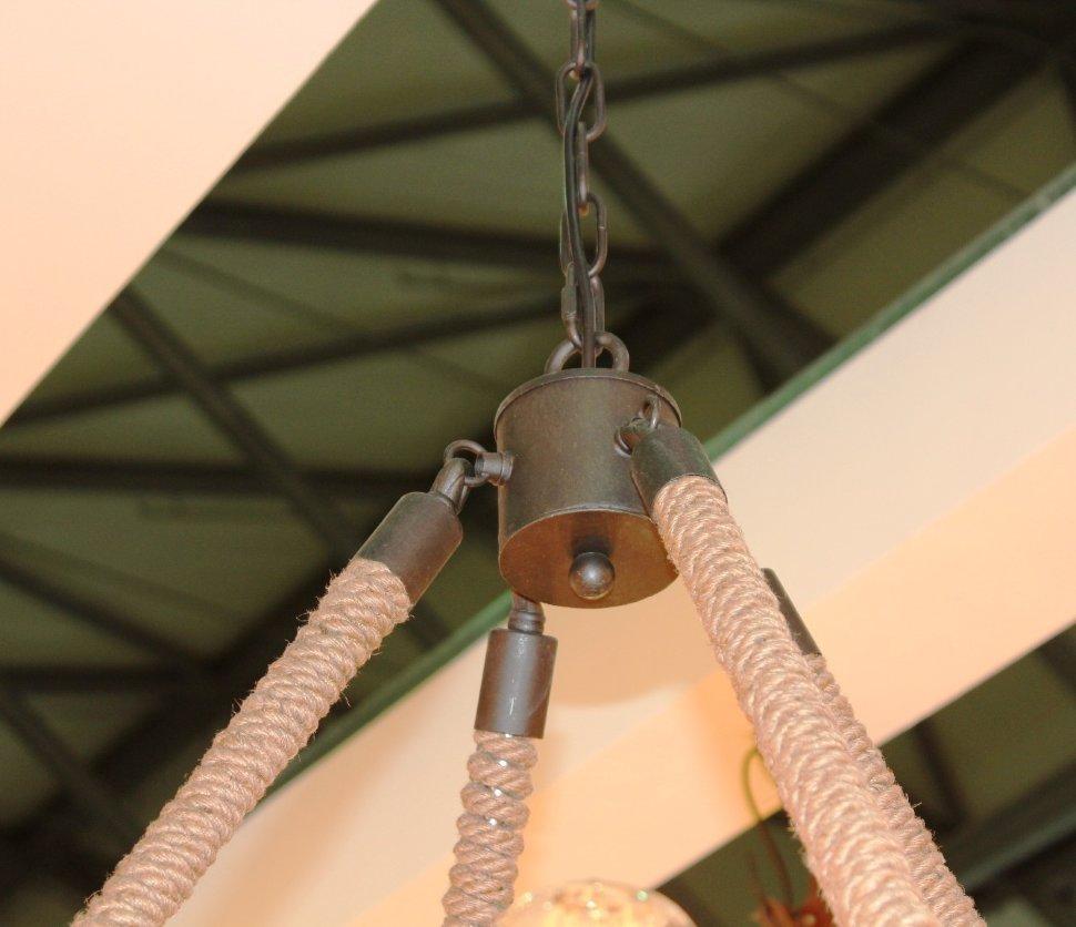 Люстра Rope filament 8109–D8 -  фото 5