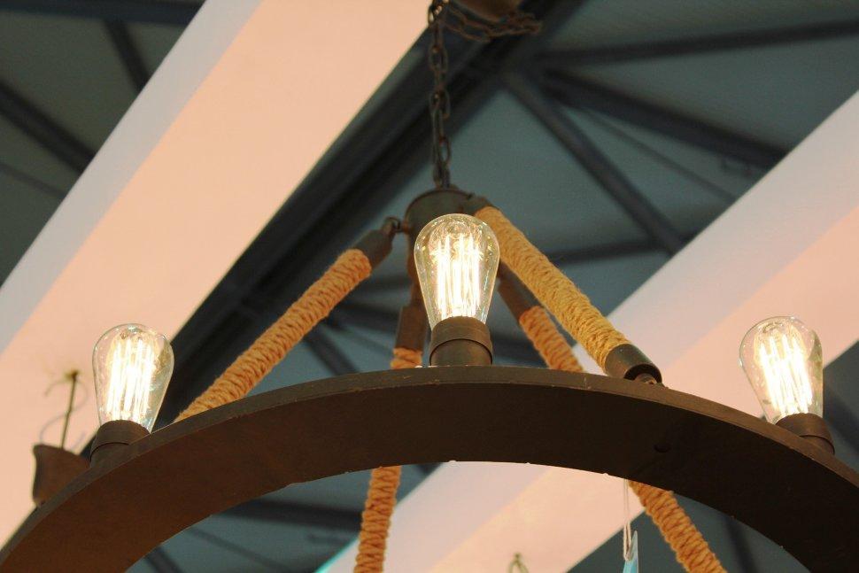 Люстра Rope filament 8109–D8 -  фото 6