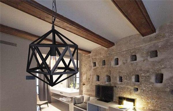 Люстра Steel polyhedron 5018–D1 -  фото 4