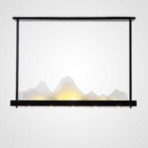 Подвесной светильник Mount