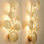 Настенный светильник Delight Collection 10260W6 brass -  фото 2
