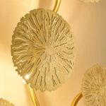 Настенный светильник Delight Collection 10260W6 brass -  фото 3