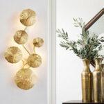 Настенный светильник Delight Collection 10260W6 brass -  фото 6