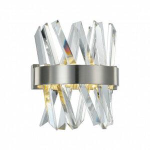 Настенный светильник Delight Collection Akasha 250A nickel