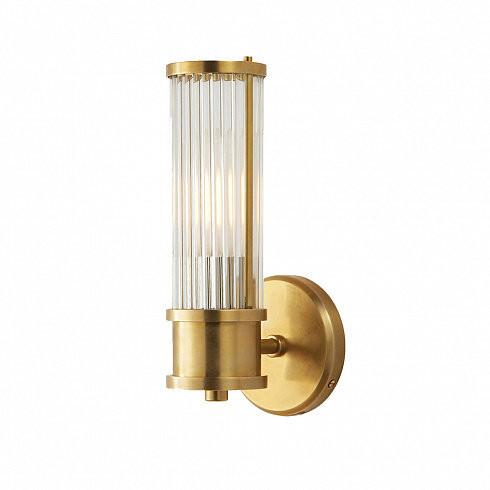 Настенный светильник Delight Collection Allen 1 brass -  фото 1