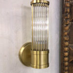 Настенный светильник Delight Collection Allen 1 brass -  фото 2