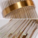 Настенный светильник Delight Collection BRWL7024 gold -  фото 3