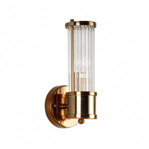 Настенный светильник Delight Collection Claridges 1 brass