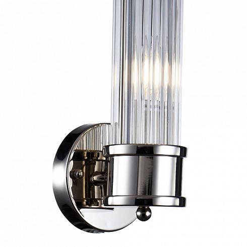 Настенный светильник Delight Collection Claridges 1 chrome -  фото 2