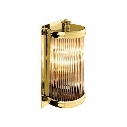 Настенный светильник Delight Collection Glorious 1 gold -  фото 1