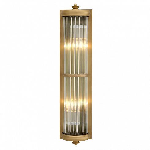 Настенный светильник Delight Collection Glorious 2 brass -  фото 1