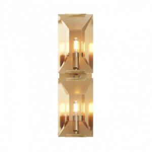 Настенный светильник Delight Collection Harlow Crystal A2 gold