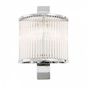Настенный светильник Delight Collection KM0927W-1 chrome