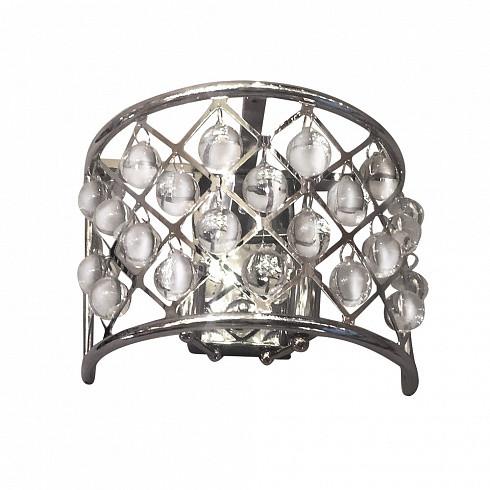 Настенный светильник Delight Collection Spencer 2 chrome -  фото 1