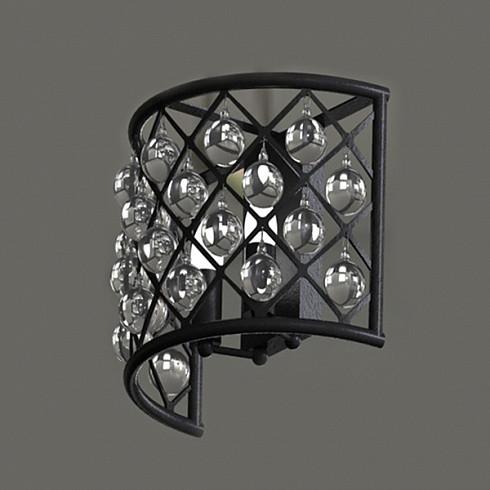 Настенный светильник Delight Collection Spencer 2 chrome -  фото 3