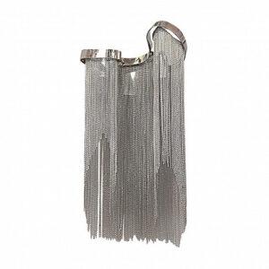 Настенный светильник Delight Collection Stream Aluminium 2