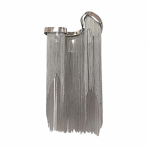 Настенный светильник Delight Collection Stream Aluminium 2 -  фото 1