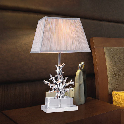 Настольная лампа Delight Collection BT-1004 nickel -  фото 2
