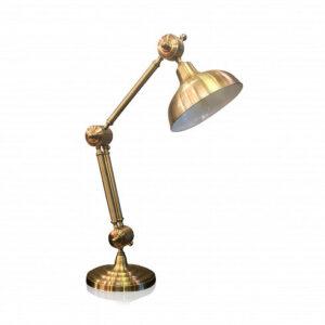 Настольная лампа Delight Collection KM601T brass