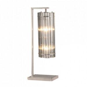 Настольная лампа Delight Collection Pimlico nickel