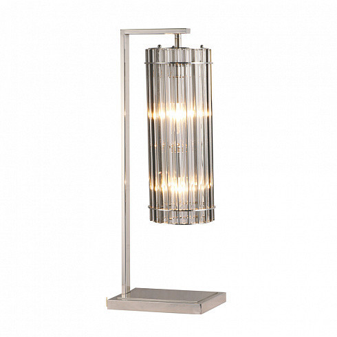 Настольная лампа Delight Collection Pimlico nickel -  фото 1