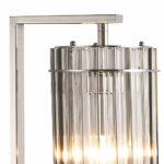 Настольная лампа Delight Collection Pimlico nickel -  фото 2