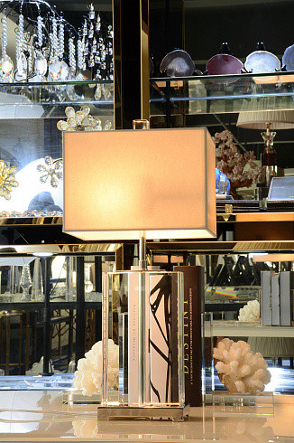 Настольная лампа Delight Collection TL1202-CG -  фото 3