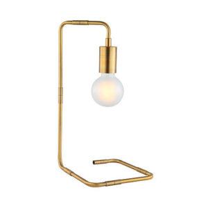 Настольная лампа Gramercy Home TL089-1-BRS