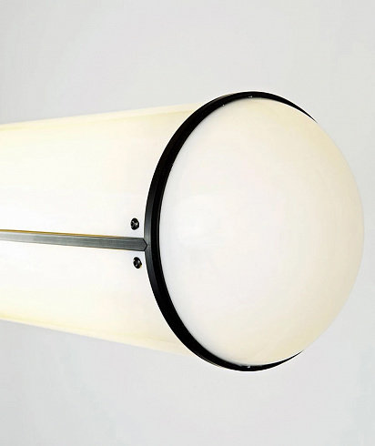 Подвесной светильник Delight Collection 10257P-S black -  фото 2