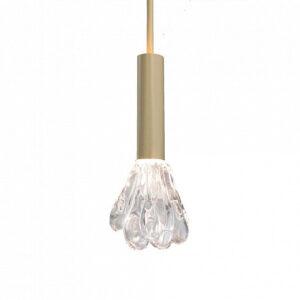Подвесной светильник Delight Collection 10341P gold