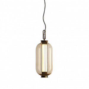 Подвесной светильник Delight Collection Bia B amber