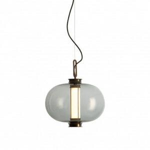 Подвесной светильник Delight Collection Bia C amber